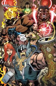 Odin-Avengers (1,000,000 BC)
