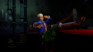 Shen2 Ren throws blade on Guilin map
