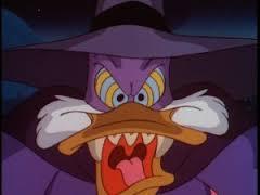 Vampire duck