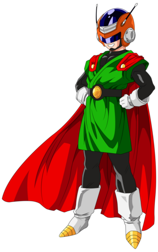 Great Saiyaman (Helmet)