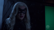 Laurel Lance Earth 2 as the Black Canary