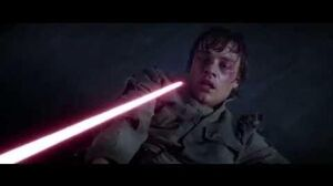 Luke Learns Vader Is His Father 1080p