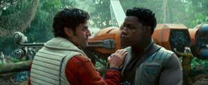 Poe and Finn - TROS