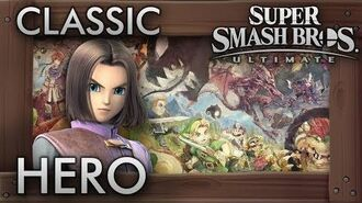 Super Smash Bros. Ultimate HERO Classic Mode - 9.9 Intensity No Continues