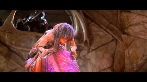 The Dark Crystal Chamber Ceremony Scene - Jim's Red Book - The Jim Henson Company