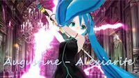 【Vocaloid MMD】Augustine - Alexiarite (Original)【Hatsune Miku English】