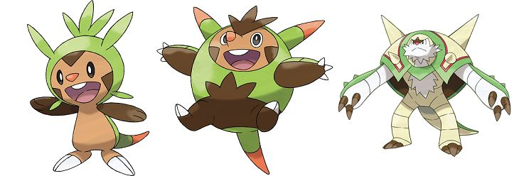 chespin heroes wiki fandom powered by wikia
