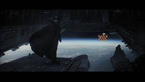 Darth Vader glance