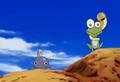 Gekomon and Otamamon in Digimon Tamers
