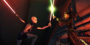 Luminara duels