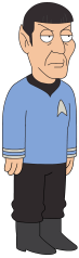 Mrspock-animation startrek