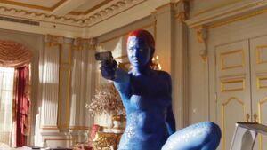 Mystique in X:men Days Of Future Past 2014