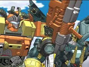 Quickmix and Menasor (Final episode)