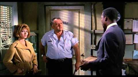 They call me MISTER TIBBS! In the Heat of the Night, 1967