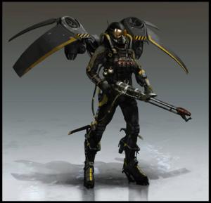 Firefly Arkhamverse