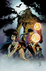 Justice League Dark Vol 2 4 Textless Variant