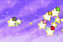 Kirby & The Amazing Mirror The Kirby Six