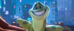 RBTI - Frog Naveen