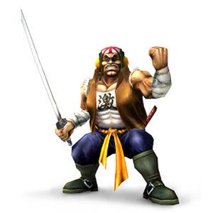 SSBB-Samurai Goroh