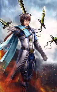 Zhong Hui - 15th Anniversary Artwork