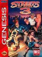 Blaze Fielding - Streets of Rage 3