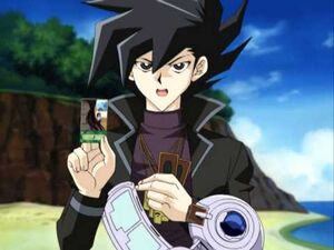 Chazz play the Spell Card