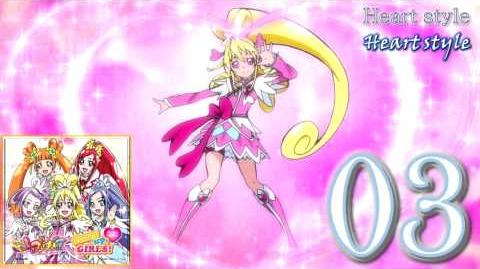 DokiDoki! Precure Vocal Album 1 Track03