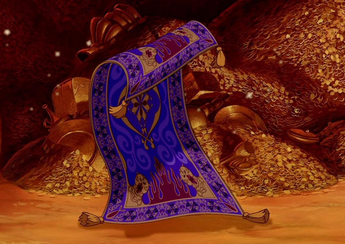 Aladdin Teppich