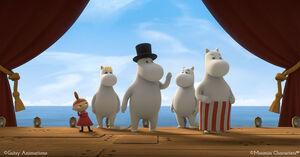 Moominvalley-Animation-Moomintroll-Moominpappa-Moominmamma-Snorkmaiden-Littlemy