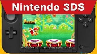 Nintendo 3DS - Kirby Triple Deluxe - Oh Dedede, You're So Dashing Trailer