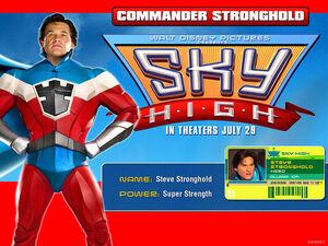 Commander Stronghold