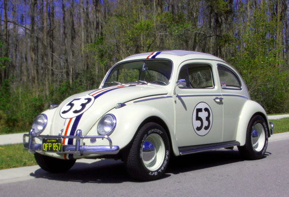 The Love Bug - Herbie - Trailer - YouTube
