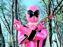 Mystic Force Pink