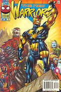 New warriors nova