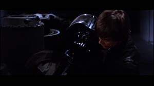 Vader comforted