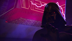 Vader reaches