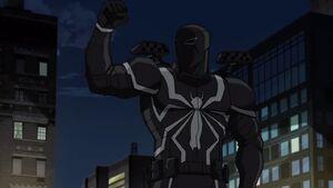 Flash as Venom
