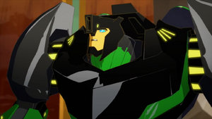 Grimlock try to find Scowl