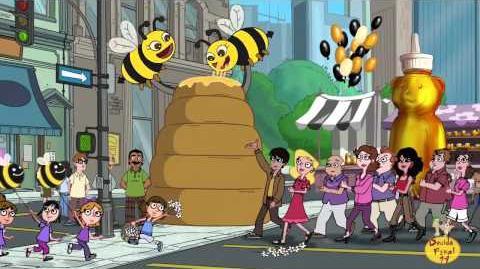 La canción de la abeja