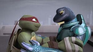 Raphael and Mona (Season Five)