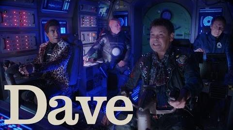 Red Dwarf XI - E1 Message Incoming Dave