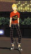 Ryuji Sakamoto- Summer Uniform