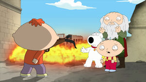 Stewie vs bertram