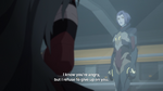 Acxa speaks to Zethrid (Season 8)