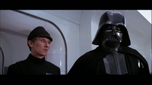 Darth Vader surprise