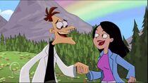 Dr. Heinz Doofenshmritz y Elizabeth