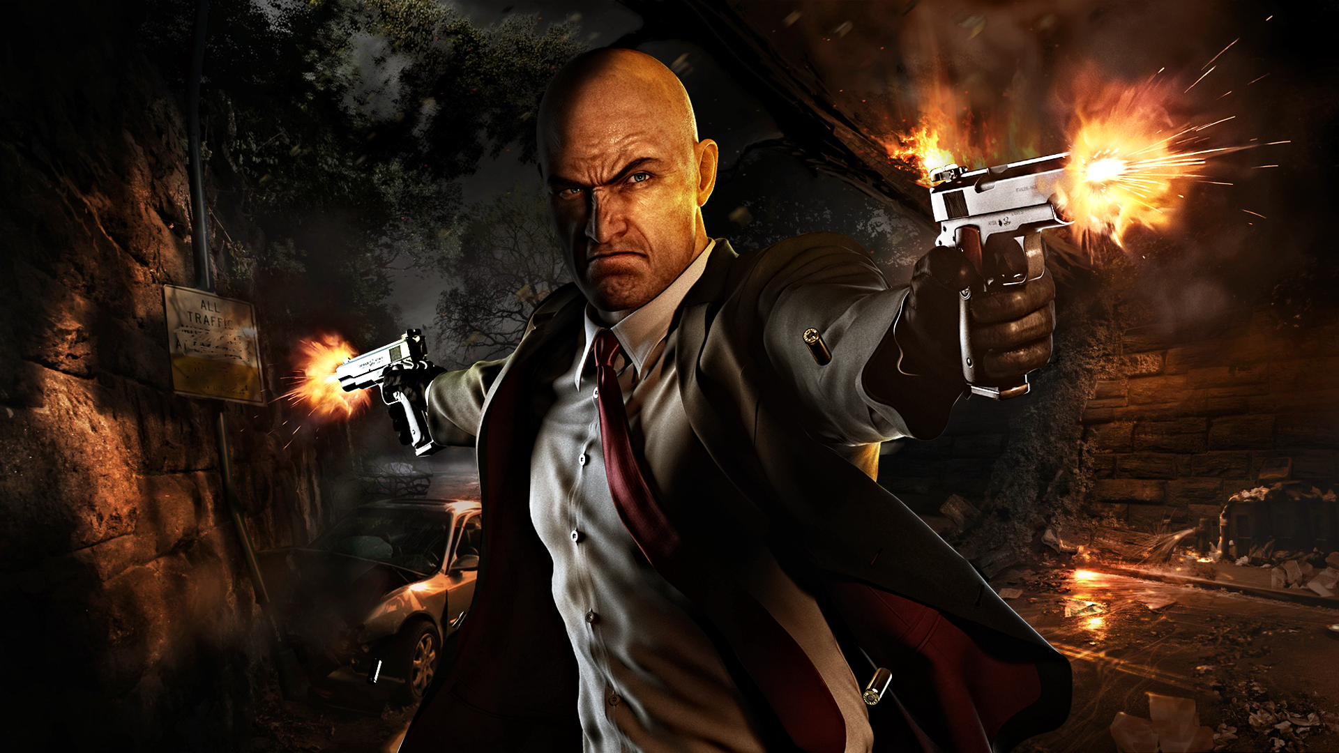 Hitman Absolution Wallpaper HD 1080p2