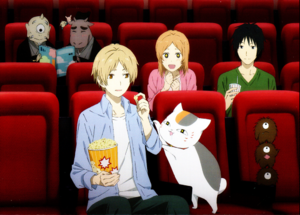 Natsume's Book of Friends Movie Postcard