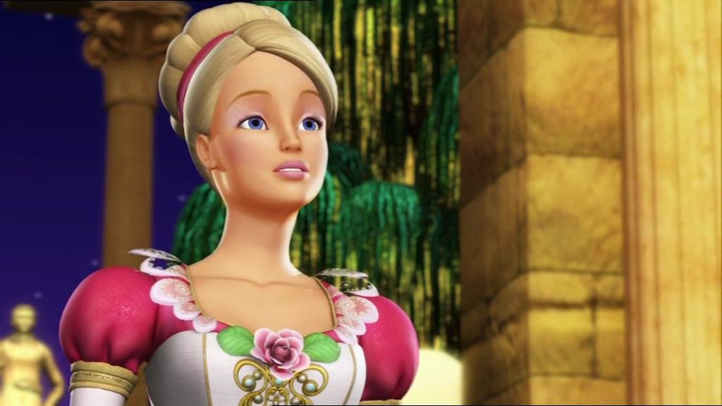 Princess Genevieve Barbie In The 12 Dancing Princesses Heroes
