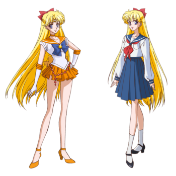 Sailor venus crystal render by luna ris-d7gg6ya